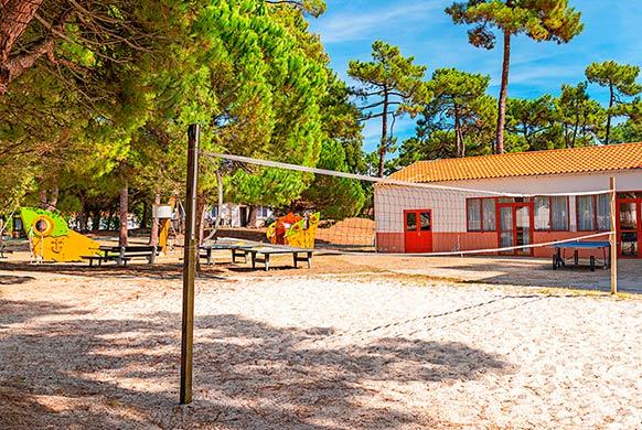 Ze island camping pour WEI étudiant France