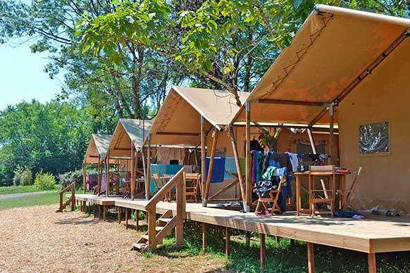 camping etudiant ze wolf pour WEI et WED lezevents