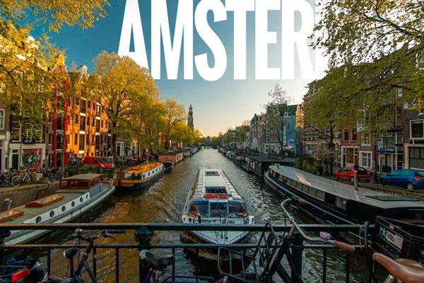 city trip étudiant en europe amsterdam