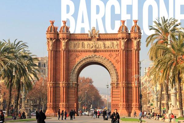 city trip étudiant en europe Barcelone