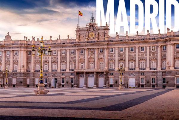 séjour étudiant en europe Madrid