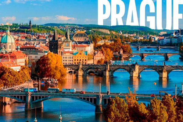 séjour étudiant en europe Prague