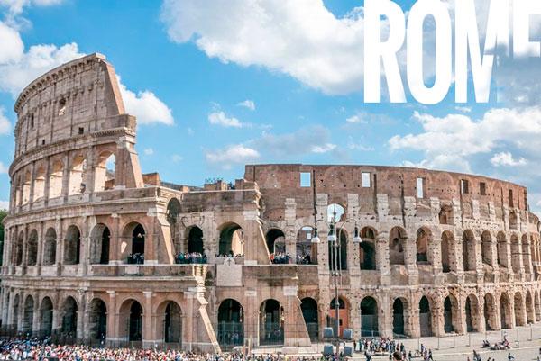séjour étudiant en europe Rome
