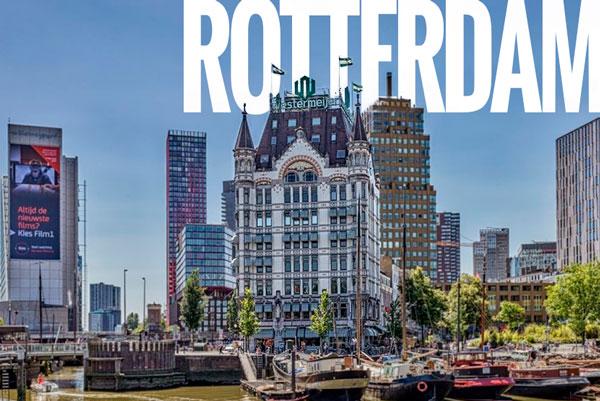 séjour étudiant en europe Rotterdam