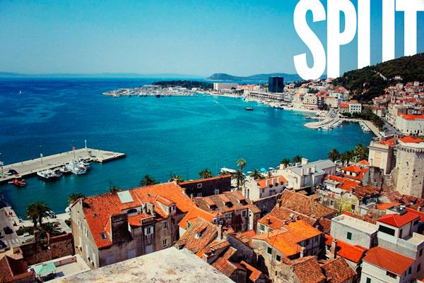 séjour étudiant en europe Split