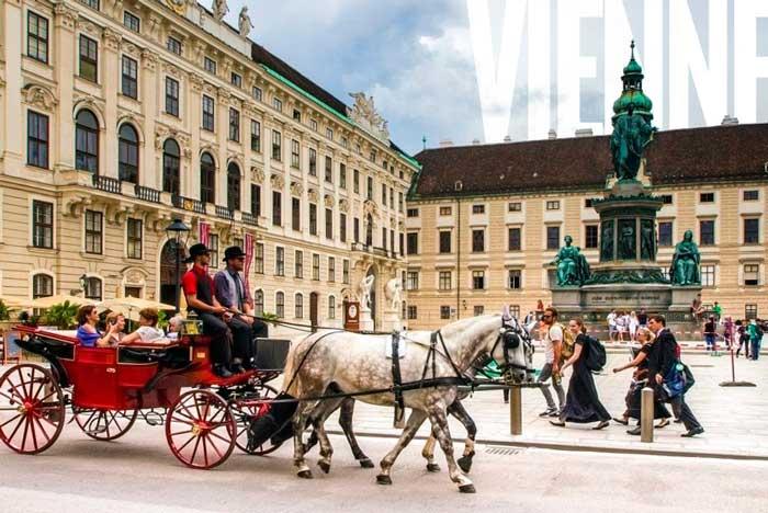 séjour étudiant en europe Vienne