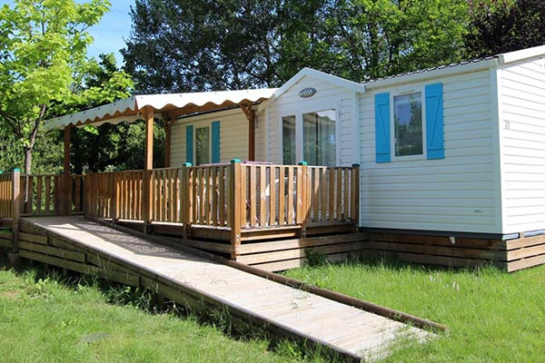 bungalow camping wei & wed ze volonne