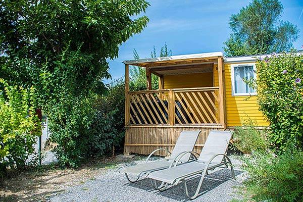 Camping étudiant pour week-end étudiant avec bungalow
