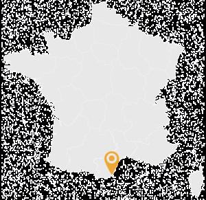 camping étudiant dans le sud de la france